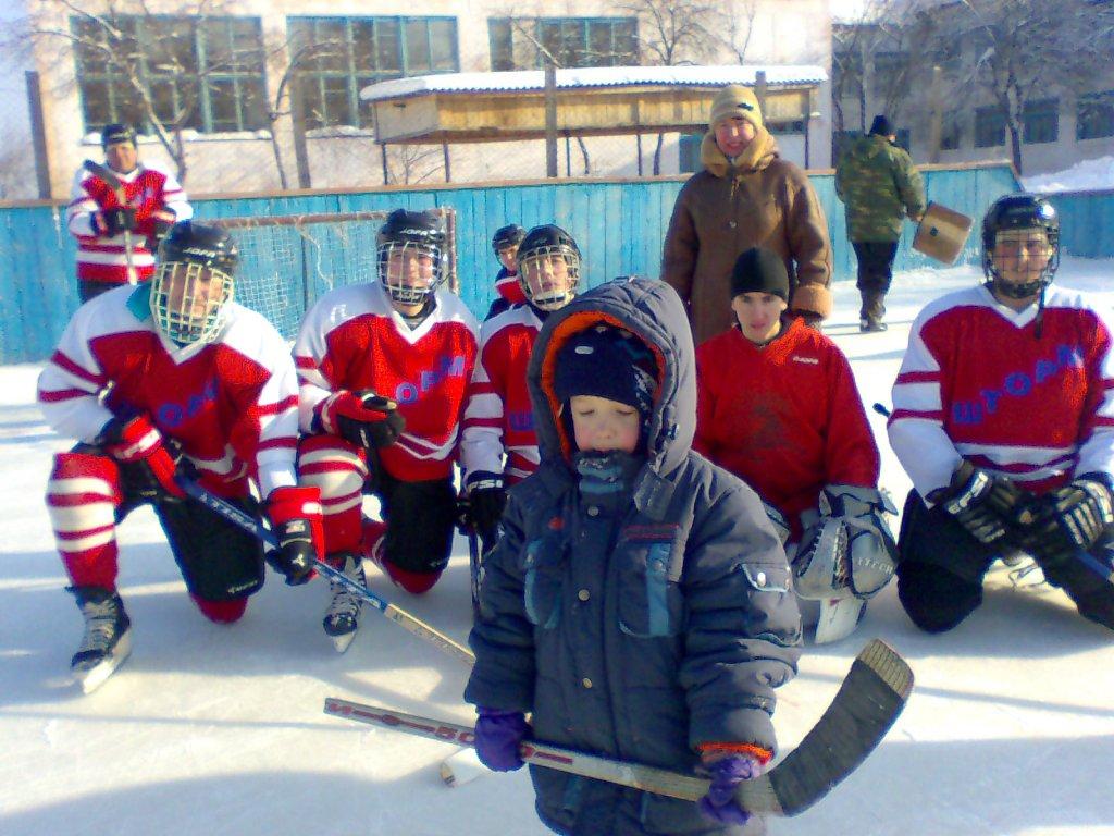 Зональные соревнования по хоккею